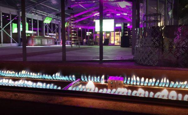 brick-and-mortar-entertainment-pad-glass-house-campus-venue-wichita-ks-corten-fire-pits