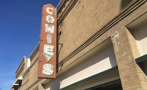 Venue_Wichita_KS_Arena_District_Cowies_Historic_Neon_Sign_Now_Brick_and_Mortar_Event_Elements